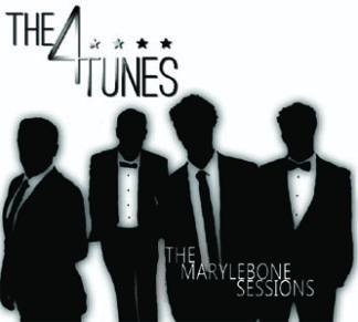 The 4Tunes - The Marylebone Sessions album